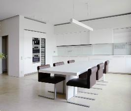 Квартира для любителя музыки: дизайн бюро АИ-Студия