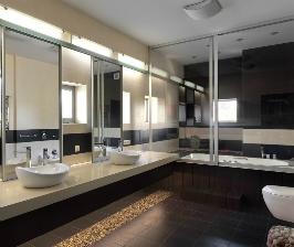 Ванная для двоих: дизайнер Виктория Якуша