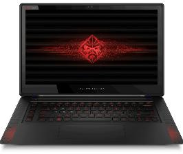 HP представляет ноутбук для геймеров