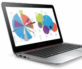 HP выпускает невесомые ноутбуки