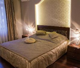 Спокойный интерьер квартиры для семьи с детьми: дизайнер Анастасия Киселева