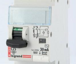 Выбор устройства защитного отключения (УЗО)