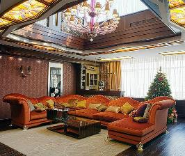 Квартира в стиле ар-деко: дизайнер Элена Пилаури