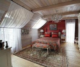 Кантри в сочетании с колониальным стилем загородного дома: дизайнер Наталья Калинина