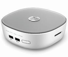 HP создает компактный и мощный ПК
