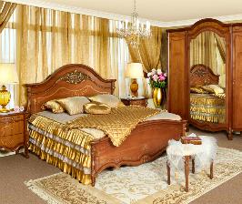 Спальня MIASSMOBILI в новом цвете