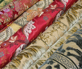 Ткани со скидкой в «Декор Буржуа»