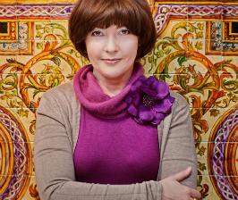 Флёра Даминова о любви к керамике