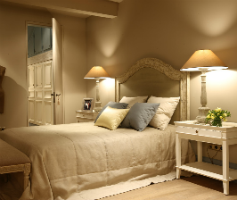 Женская спальня: дизайнер Илона Меньшакова