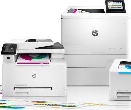 HP печатает в цвете экономнее
