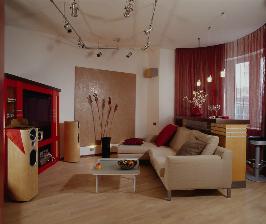 Восточный стиль в интерьере квартиры: дизайнер Алексей Ершов