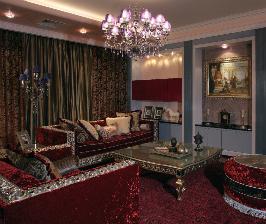 Интерьер квартиры в стиле неоклассика: дизайнер Виталий Болдинов