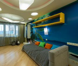 Объединение двух квартир: дизайнер Антон Семикин