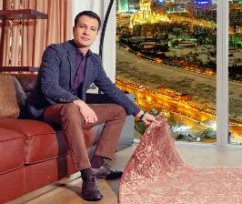 Довлет Гельдымурадов о коврах с родословной