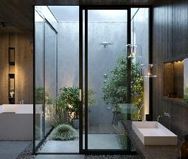 Эко-ванная: цветут сады в душе у нас