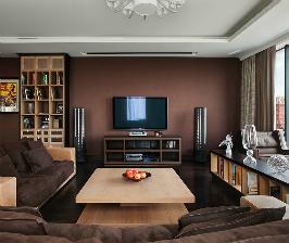 Престижная квартира для молодого мужчины: архитектурная студия OLStudio