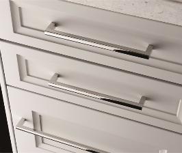 Кухонные фасады: материалы и конструкции