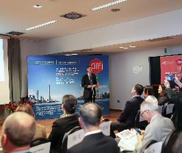 Выставку CIFF представили в Милане