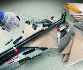 Плиткорезы Bosch ломают и режут разом