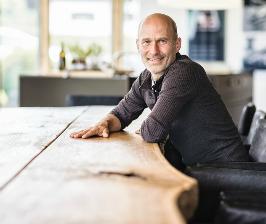 Вилли Брукбауэр об эффектных и инновационных кухнях