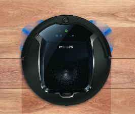 Philips пылесосит интеллектуально