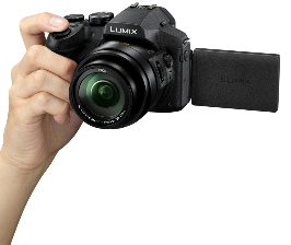 Panasonic обновляет серию фотокамер