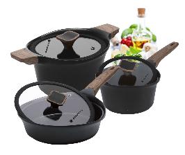 Посуда Polaris подходит для всех видов плит