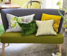Manders «переодевает» мягкую мебель