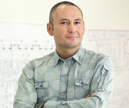 Руслан Айдаров. Будни архитектора