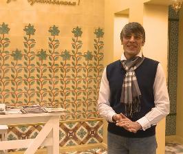 Михаил Пузицкий о цементной плитке и силе традиций