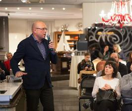 Салон «ТРИО-Интерьер» пригласил гостей на презентацию кухонных брендов
