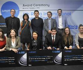 Награждены победители Jumpthegap