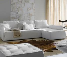 <strong>4</strong>  совета, как вписать угловой диван в интерьер гостиной