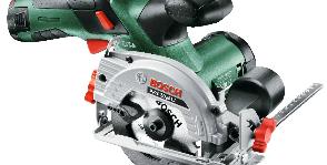 Bosch пилит с точностью до миллиметра