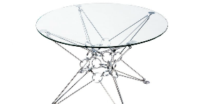 Irraciodesign создает «космический» стол
