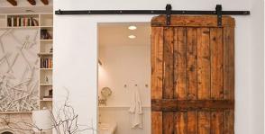 Как выбрать двери для ванной комнаты
