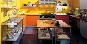 Как обустроить кухню: <strong>5</strong> практичных идей
