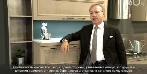 Итальянское качество Aran Cucine. <br>Видео с i Saloni WorldWide Moscow 2015