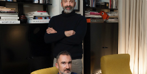 Ciarmoli Queda Studio о выставке Before Design Classic
