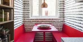 Лондонская малометражка: дизайн квартиры площадью 45 кв.м