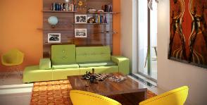 Квартира в небольшом панельном доме: как избавиться от эффекта «норы»