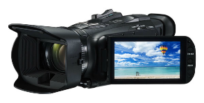 Canon снимает профессиональные видео