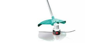 Bosch Green эффективно косит траву