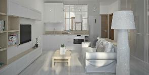 Проект «Всегда говори да»: как организовать спальню в  небольшой студии