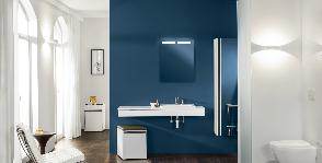 Villeroy & Boch обставляет ванную комнату