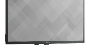 Dell создает новые мониторы