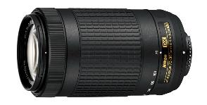 Nikon создала бесшумный и легкий объектив