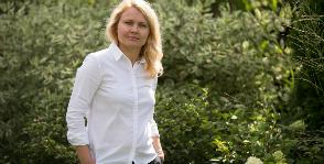 Юлия Наместникова о науке ландшафтного дизайна