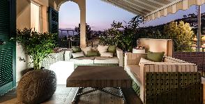 Итальянский релакс: интерьер квартиры на море для летнего отдыха