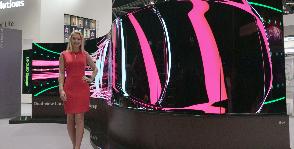 LG показала дисплеи нового поколения